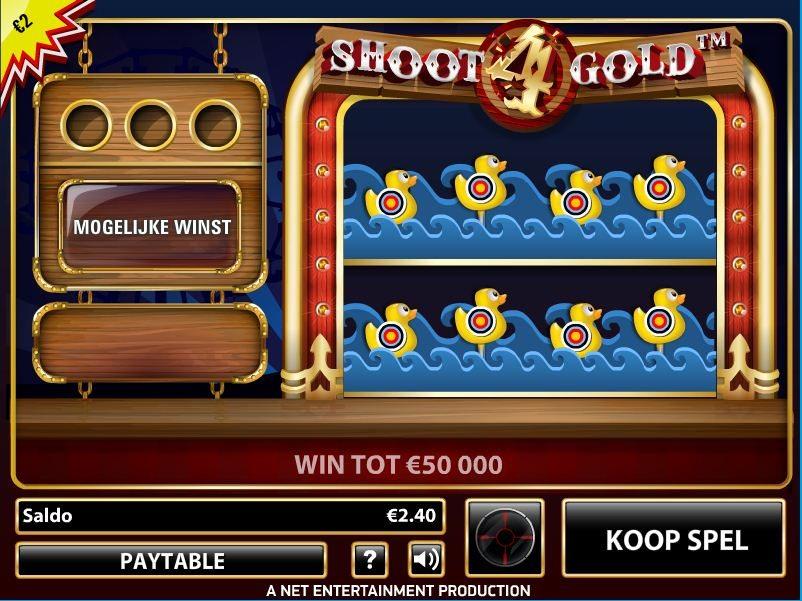 Shoot 4 gold