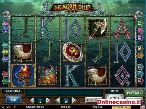 videoslot dragonship