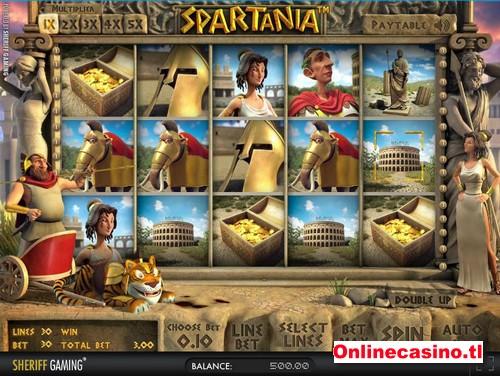 Spartania