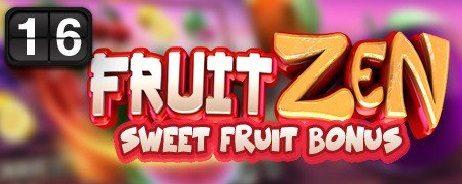 Fruit Zen reload bonus