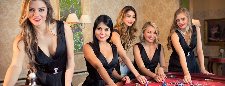 Live casino dealers online casino