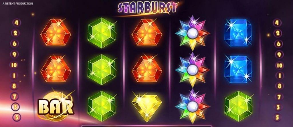 starburst omnislots