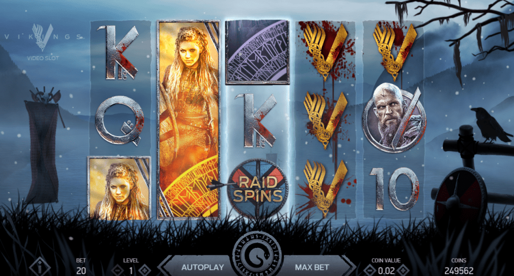 Eskimo casino Vikings slot