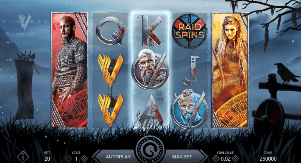 Vikings slot eskimo casino