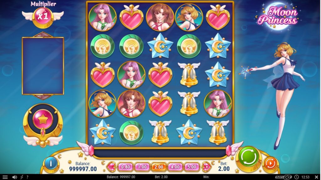 Moon Princess slot Royal Panda