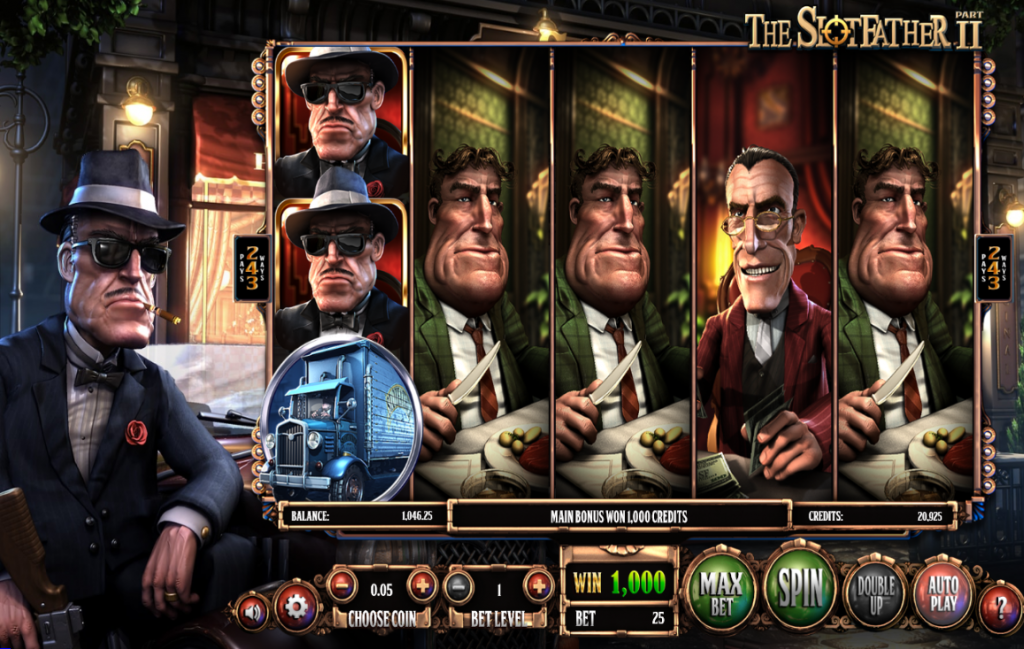 The SlotFather part II slot GoWild