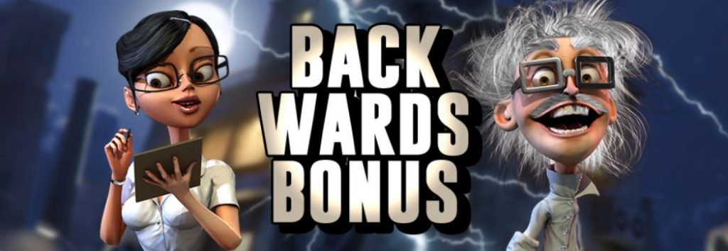 Promo Backwards Bonus Omnislots
