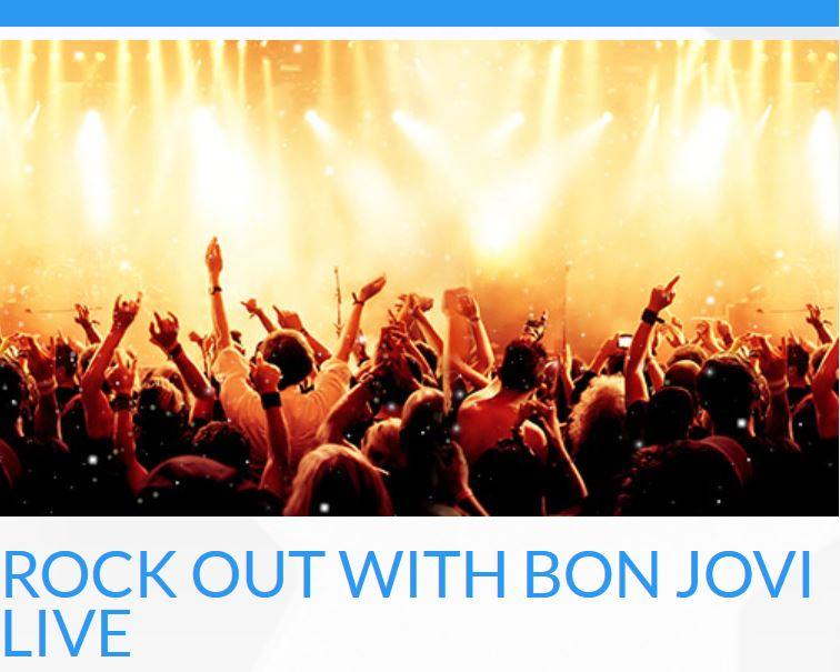 Promo Bon Jovi Mr.Play