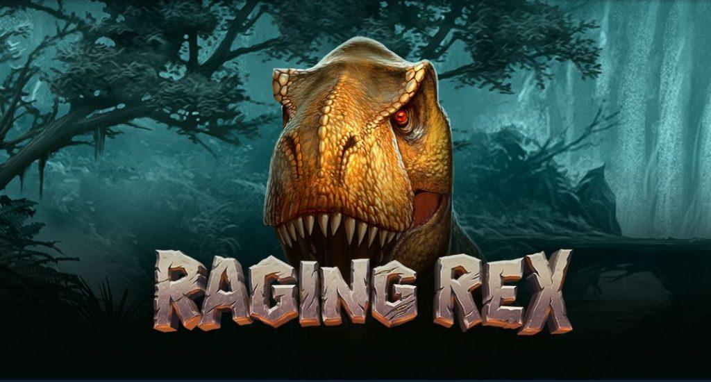 Promo Raging Rex