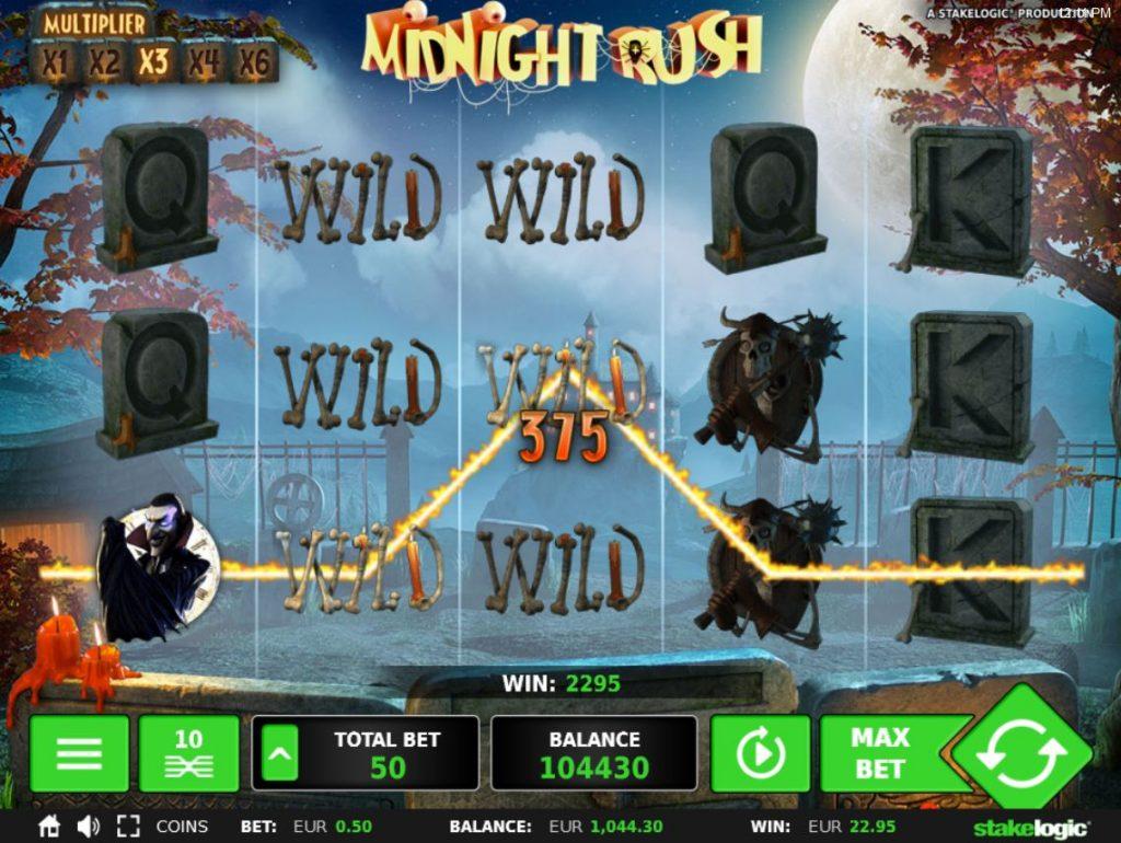 Slot Midnight Rush Turbo