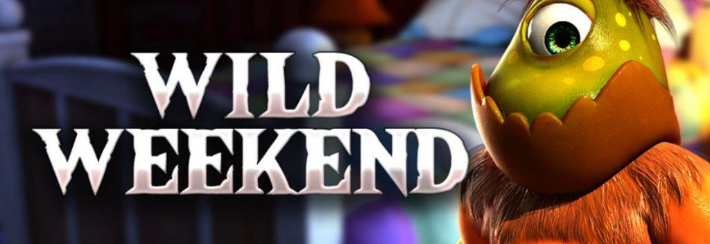 promo wild weekend bonus omnislots