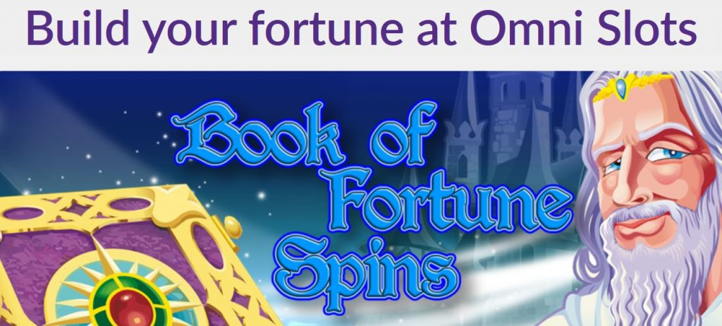 Book of Fortune Spins Omnislots