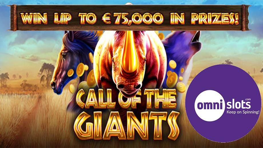 Call of the Giants Omnislots