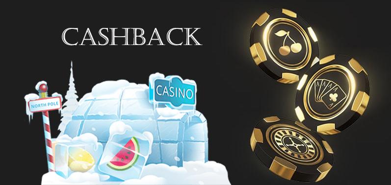 Cashback Eskimo Casino