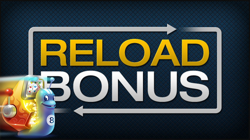 Reload Bonus Turbo Casino