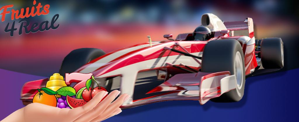 F1 Fruits4Real Casino