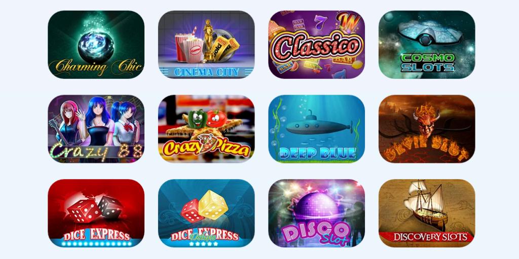 Klassiek slots JellyBean Casino