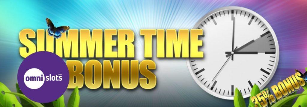 Summer Time Bonus Omnislots Casino