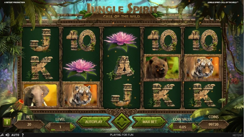 Jungle Spirit Turbo Casino