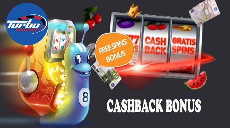 Turbo Casino Cashback Bonus